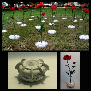 Landmines & Poppies
