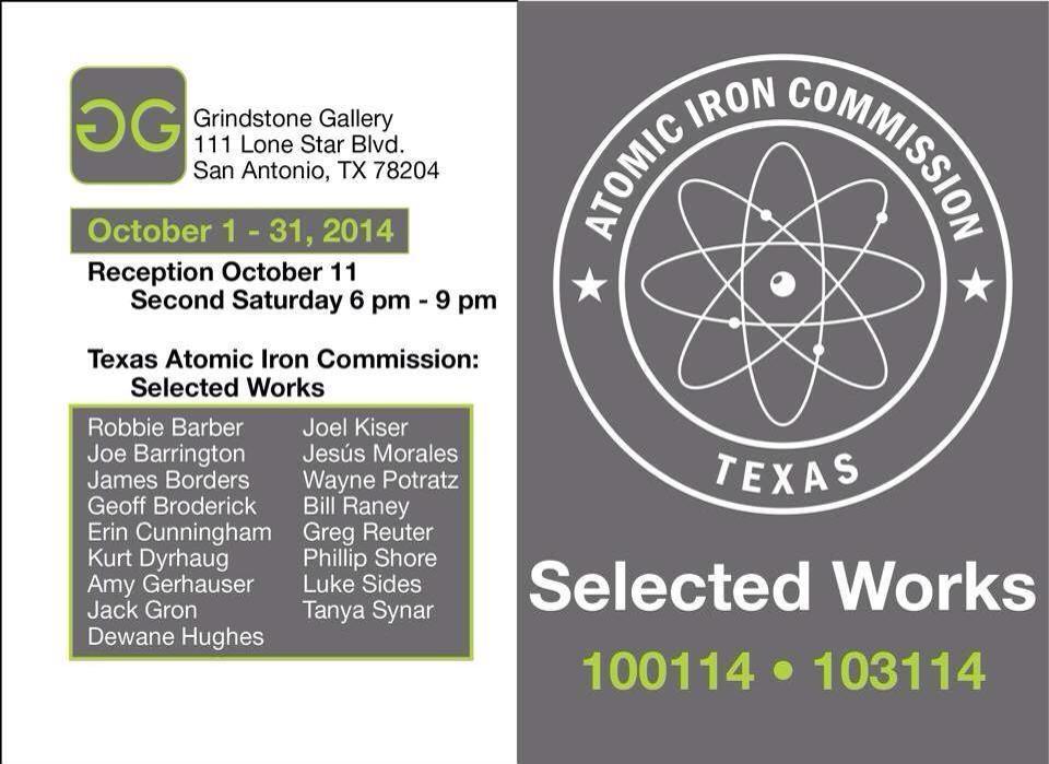 Texas Atomic Iron Commission