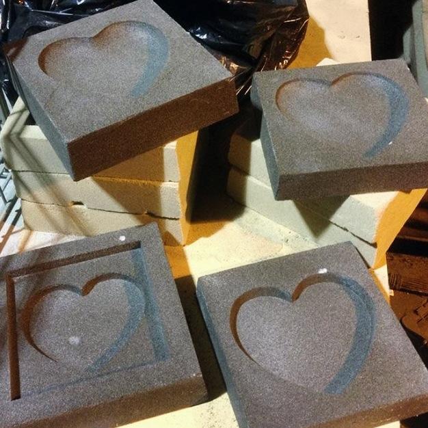 Heart Scratch Blocks