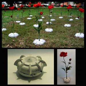 Landmines & Poppies